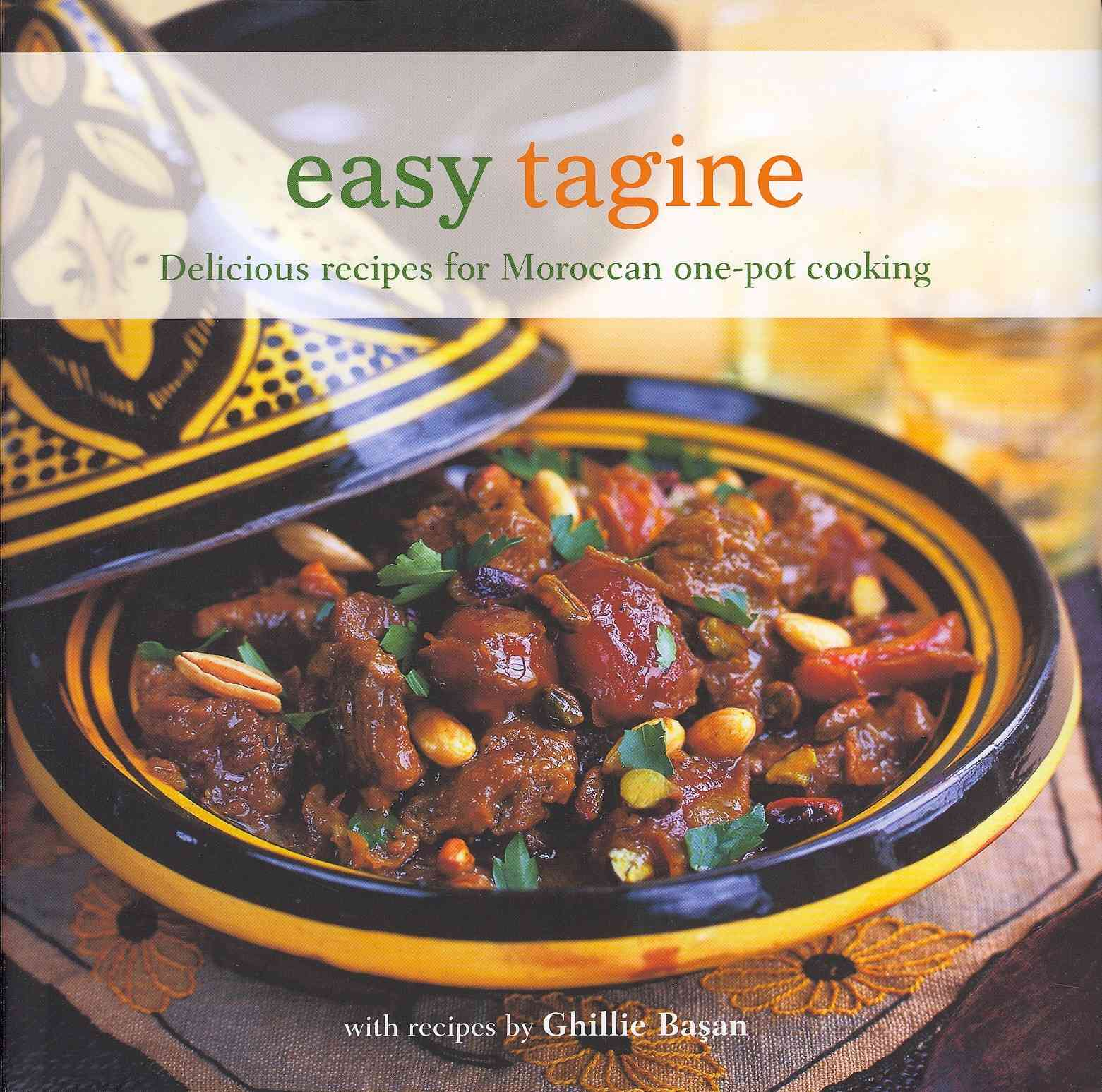 Easy Tagine By Basan, Ghillie